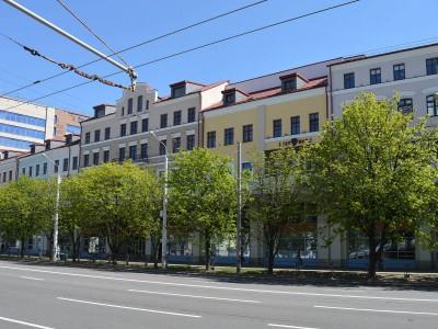 Продажа офисных помещений в Торговом центре Немига 3