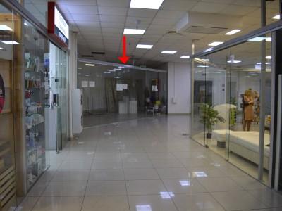 Аренда на 0-м (цокольном) этаже Торгового Центра Немига 3
