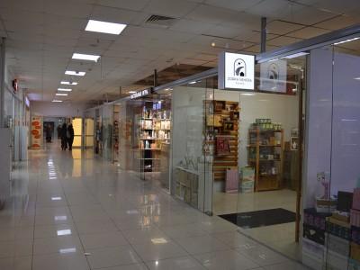 0-й (цокольный) этаж  - АРЕНДА торгового помещения  в Торговом Центре Немига 3