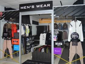 «Men's Wear» - магазин современной, повседневной, молодёжной одежды для мужчин стиля casual.