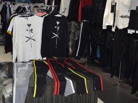 Мужская повседневная одежда- Street and Casual Style в магазине Men's Wear в Торговом центре