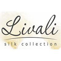Livali - изделя из натурального шелка