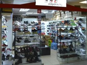 «StepSHOP» - магазин спортивной обуви в Торговом Центре «Немига 3»