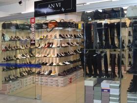 «AN-VI» на 1-м этаже, в павильоне №55 Торгового Центра «Немига 3»