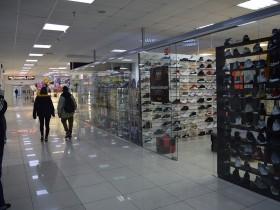 0-й (цокольный) этаж Торгового центра - магазин молодежной одежды и кроссовок ASA shop