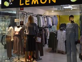 магазин «LEMON»  на 1-м этаже в павильон №49