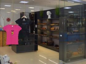 Магазин  Vishivanka (Вышиванка)  на 0-м (цокольном) этаже в павильоне №73  в Торговом Центре «Немига 3»