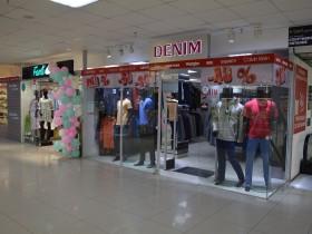 «Denim» - магазин фирменой мужской одежды.