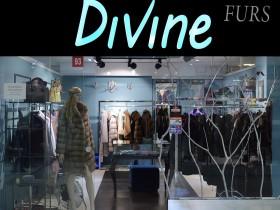 «DIVINE furs» шубы и полушубки из Греции в Торговом Центре «Немига 3»