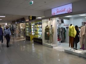 1-й этаж Торгового центра - магазин «Skarlett»