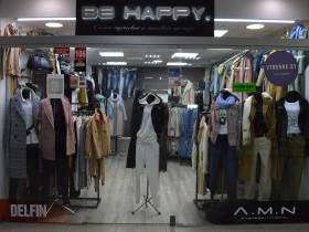 Качественные и достойные вещи представлены известными брендами в магазине «Be Happy»