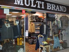 «MULTI BRAND» -  - OUTLET известных мировых брендов на 2 этаже в павильоне №15
