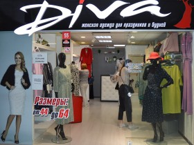 """Diva - женская одежда в ТЦ  'Немига 3"""""""