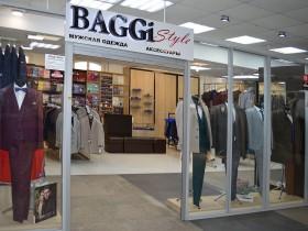 «Baggi Style» - магазин мужской одежды и акскссуаров - павильон №89 на 3-м этаже Торгового Центра