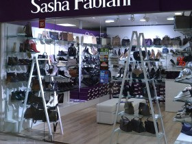 «Sasha Fabiani» - магазин брендовой женской обуви и сумок
