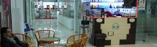 Аренда магазинов в торговом центре на 0 этаже